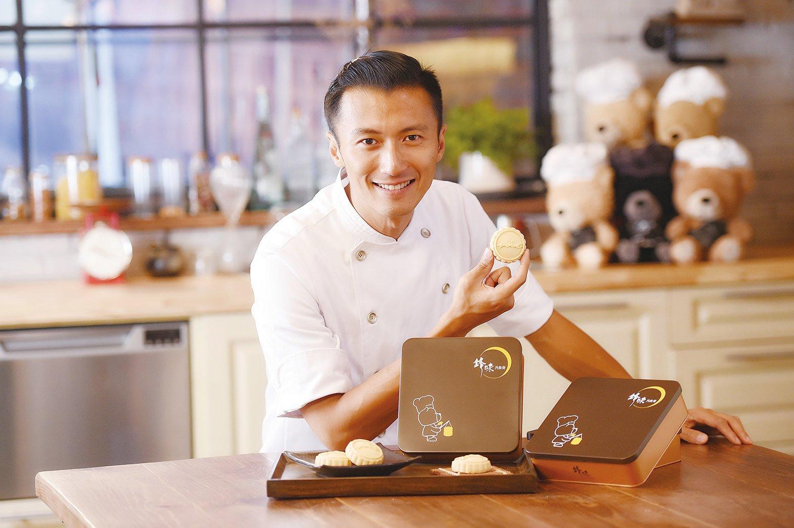 謝霆鋒到北京宣傳美食節目,被問到是否在當地開餐廳。(資料圖片)