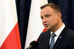 出人意料 波蘭總統將否決議會司法改革案