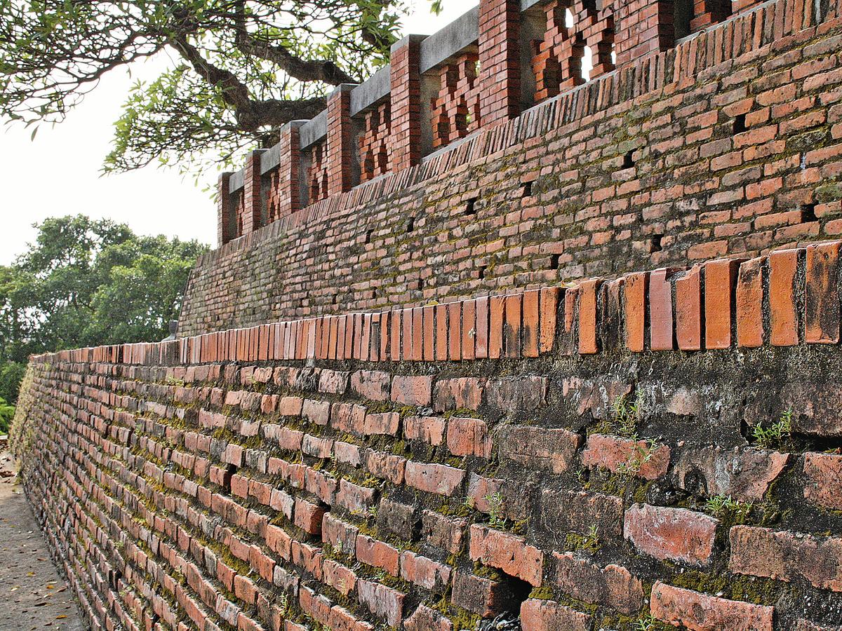 台南古蹟--安平古堡 (攝影:李光琳)