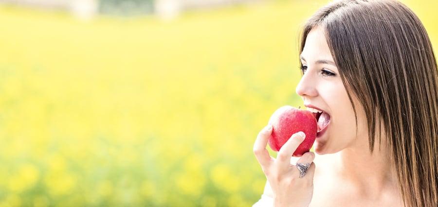 6種蔬果連皮一起吃更營養