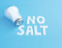 研究:過度低鈉飲食不利健康