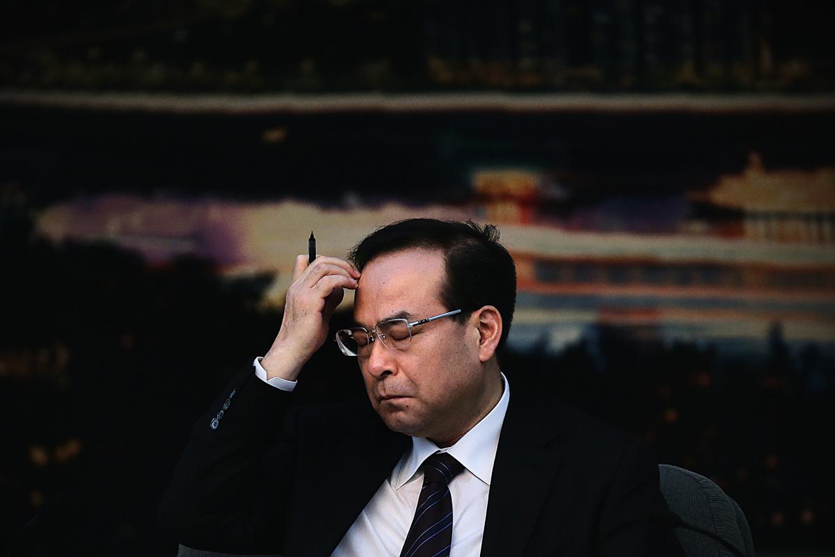中共重慶市委書記孫政才被突然免職,從目前中共官方新聞和海外媒體的報道來看,其落馬已成定局,只待官方正式發表消息。(Getty Images)