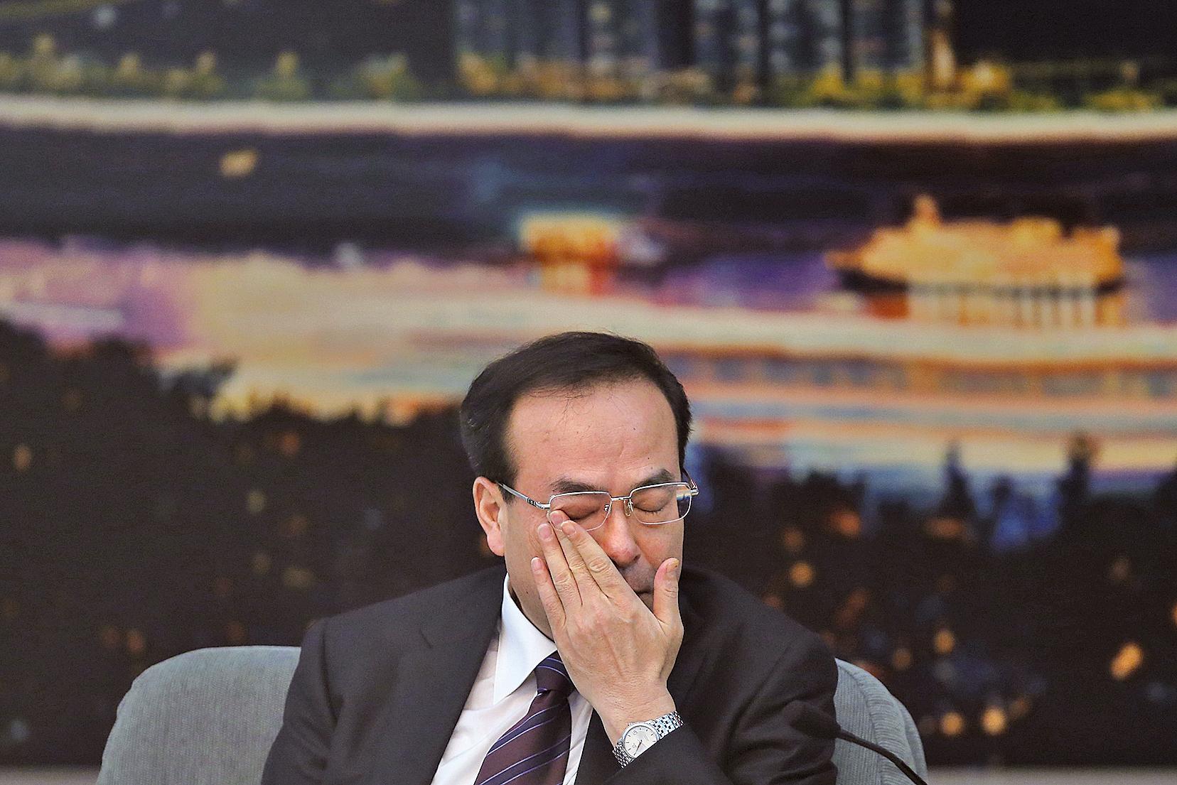 中共政治局委員孫政才落馬。(Getty Images)