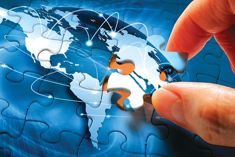 中共推出規管網絡新規定,新例底下,中國或成互聯網「孤島」。(大紀元製圖)
