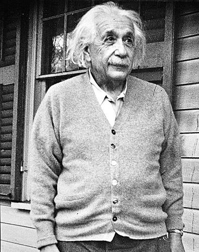 愛因斯坦相信神的存在,也推崇東方的《易經》與佛學。(AFP)