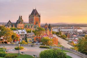 加拿大150周年之魁北克篇 法式情懷浪漫風