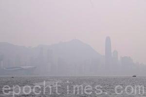 【圖片新聞】多區達37度今年最高溫 空氣污染持續