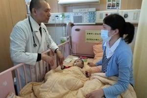嬰兒拉肚子發燒2週 竟引發菌血症