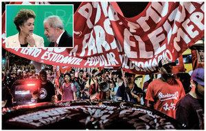 巴西政治危機或衝擊國際