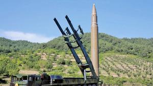 專家:北韓導彈無重返技術
