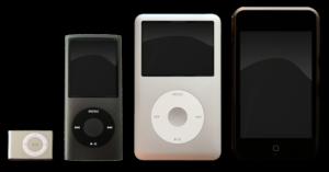 蘋果宣佈停售iPod Nano和 iPod Shuffle