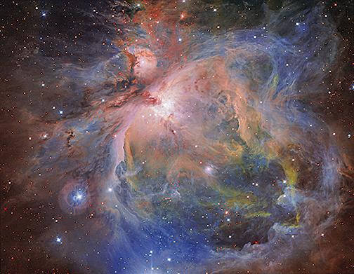 獵戶座發現不同星群 質疑現有理論