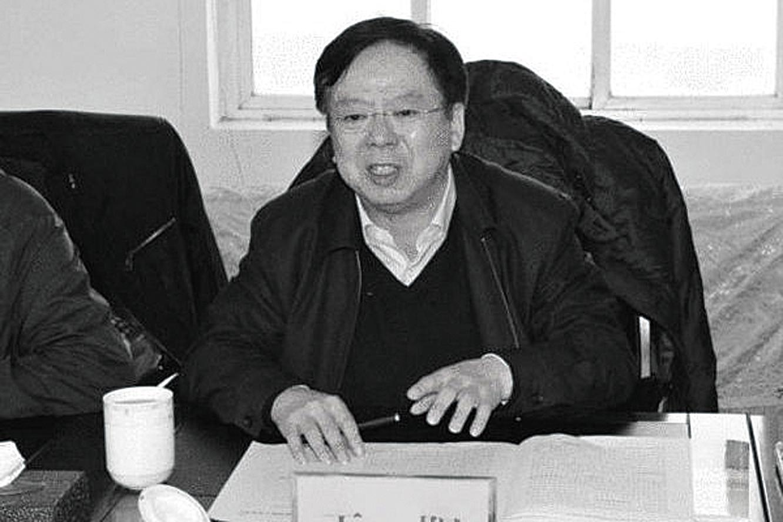 遼寧省人大常委會副主任王陽。(網絡圖片)