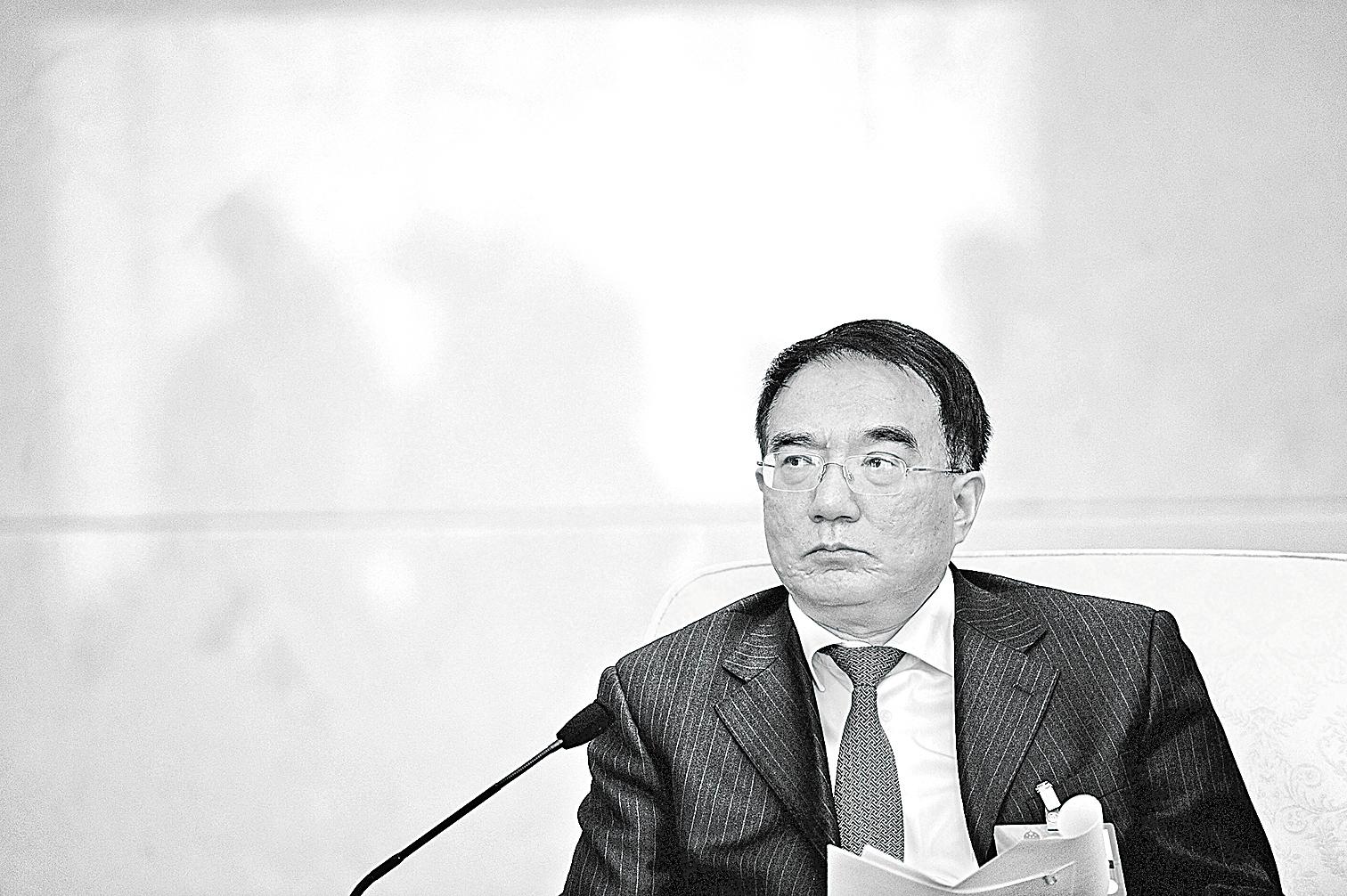 前遼寧省委書記王珉。(網絡圖片)