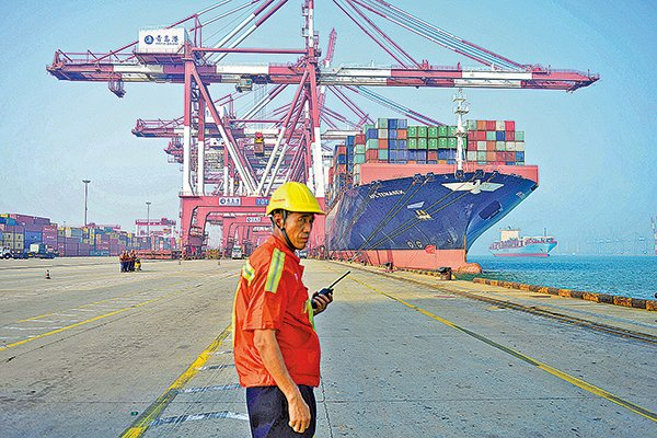 美國擬對華採取貿易行動