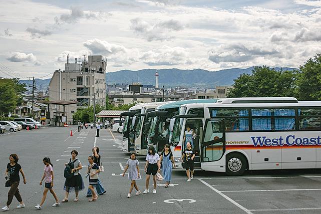 為完善旅遊設施 日本擬徵離境稅
