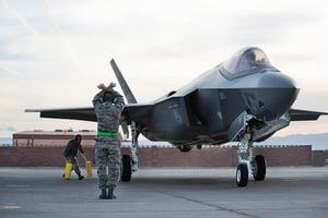 美最先進F-35戰機創最安全記錄