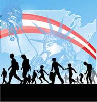 美國投資移民87%是中國人