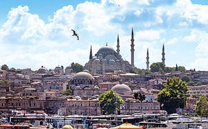 在伊斯坦堡遇見阿里巴巴