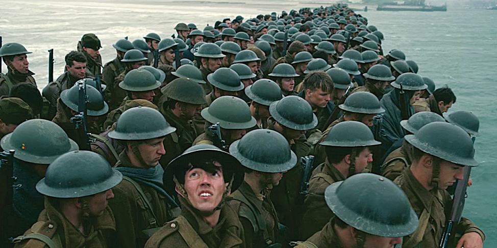 電影沒有特定「英雄」,每一個人在影片中所扮演的都是普通人。
