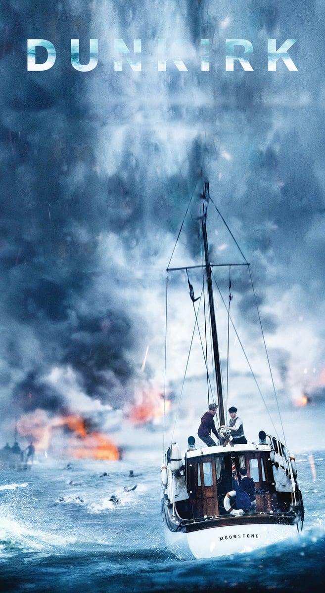 影片中無懼炮火拯救被困士兵的民用船,猶如繁星點點,匯成了銀河。