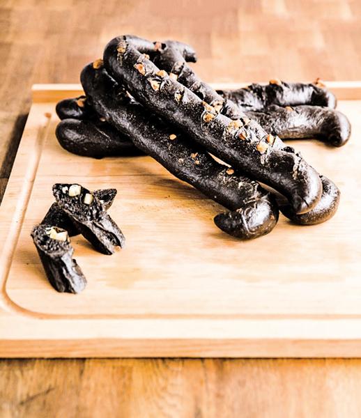 【達人創意發明】墨魚法國Squid Baguette
