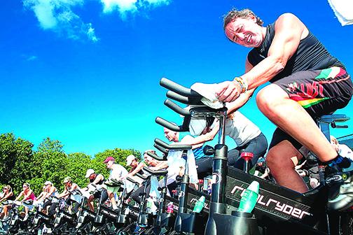 做各種有氧運動,不僅健身,也能益智。(Getty Images)