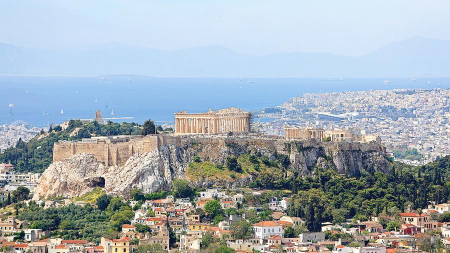 雅典建築 ——衛城Acropolis之外 (二)