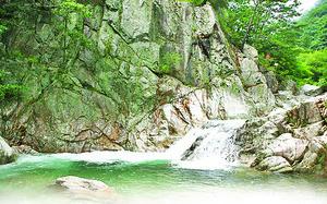 清涼的夏日流淌的溪谷首爾近郊篇