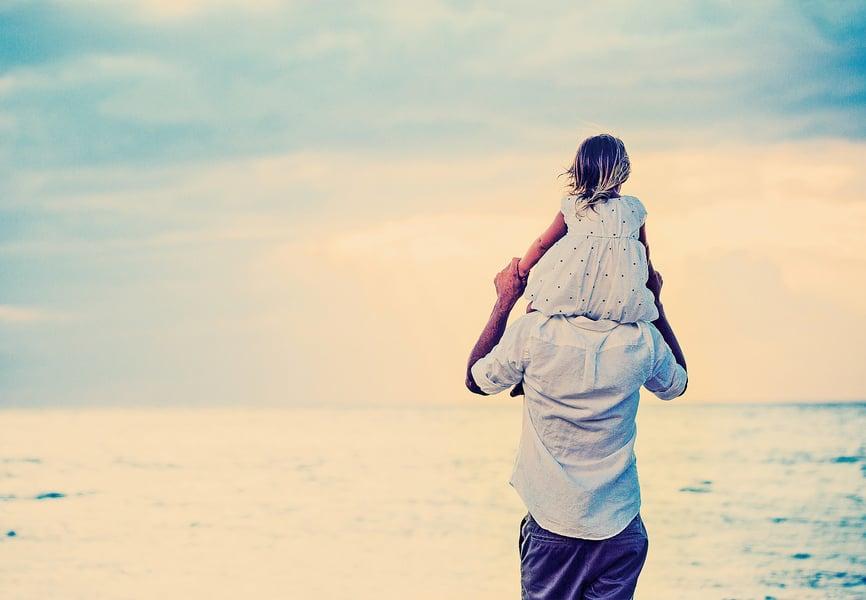父愛如山 十八年的離別