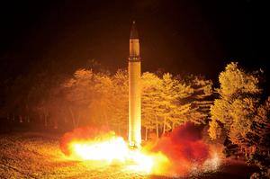 北韓強硬回應聯合國新制裁