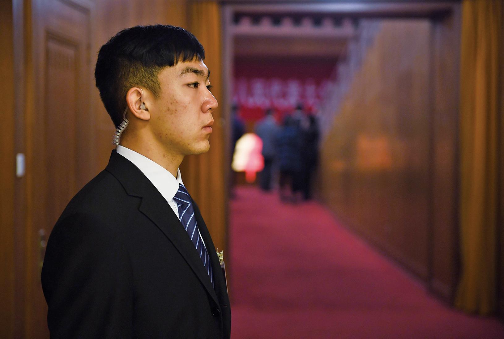 中共國安系統長期由江派曾慶紅掌控,已成為江派發起「另類政變」的最後勢力。(Getty Images)