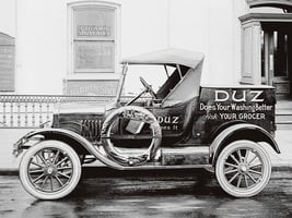 Built Ford Tough 強悍鑄就 福特農夫車的百年傳奇與輝煌