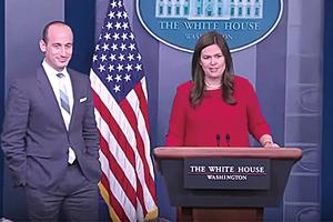 誰是通俄者——看白宮新聞會片段