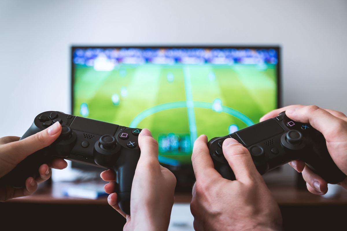 研究發現電子遊戲害處多。(pexels)