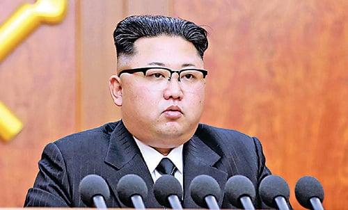 《華盛頓郵報》引述美國機密文件指,北韓目前擁有60枚核彈頭。(Getty Images)