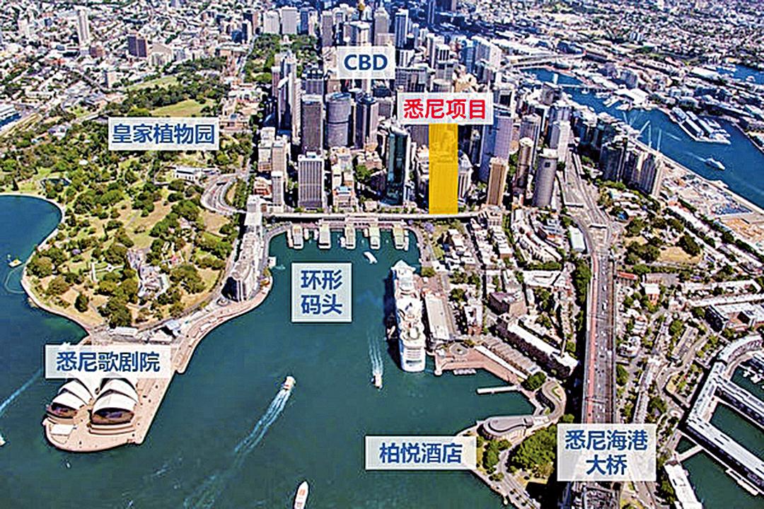消息人士透露,萬達集團正為旗下兩個位於澳洲的大型開發項目尋找買家。(網絡圖片)