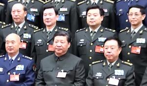 【北京觀察】軍辦主任與軍委主席辦主任 誰大?