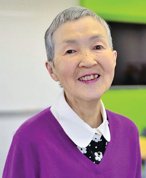 開發手機遊戲  82歲阿嬤獲庫克盛讚