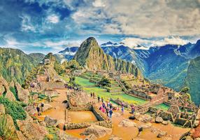 秘魯神秘古文明探索