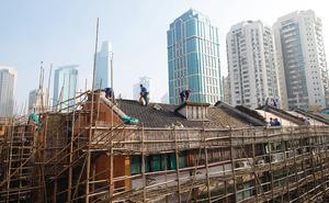 中國房地產併購或創紀錄