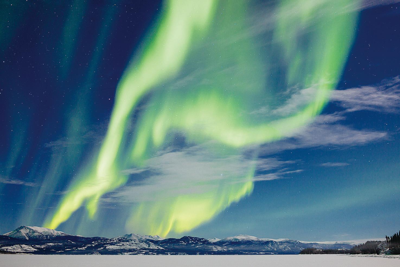 加拿大北部地區的極地風光令人震撼。(Fotolia)