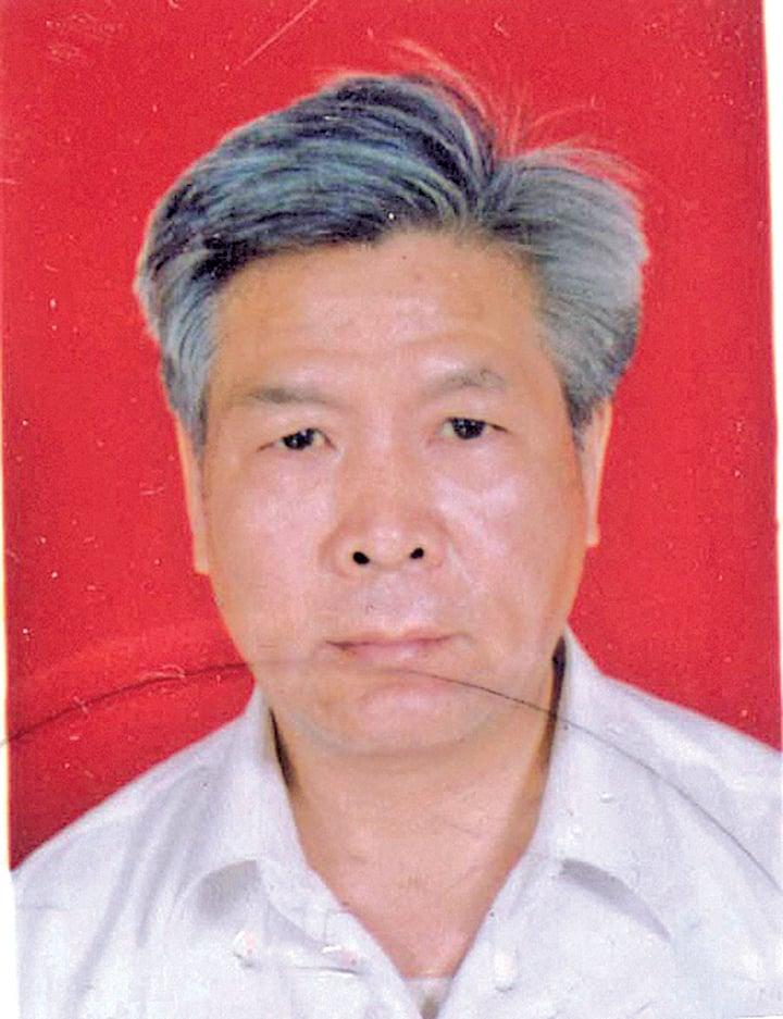 73歲的原佳木斯大學電子工程系講師黃敏被非法冤判20年,已經坐了15年冤獄。