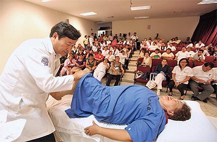 墨西哥O 'Horan綜合醫院講座(2014.09)