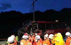 秦嶺隧道車禍36死 網民析內幕:這是謀殺啊