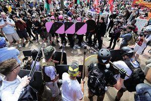 維州集會爆衝突一死 特朗普譴責暴力籲團結