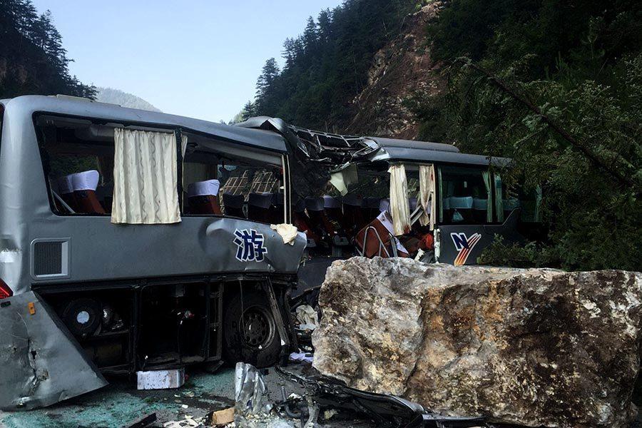 周曉輝:四川新疆連震示警北戴河高層