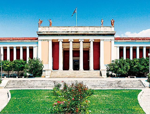 雅典國家考古博物館。(網絡圖片)