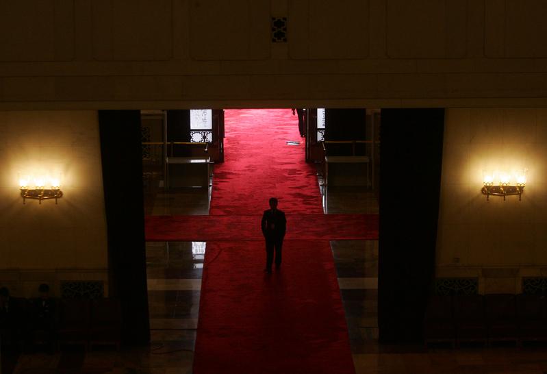 據分析,被取消資格的27名中共十九大代表,可能有幾種情況,包括已落馬受查,或已被撤職待查等。(Getty Images)
