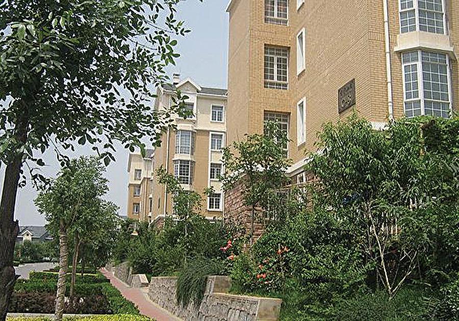 8月12日,一些國有銀行的廣州分行宣布上調首套房和二套房的房貸利率,上調幅度與北京類似。(Getty Images)